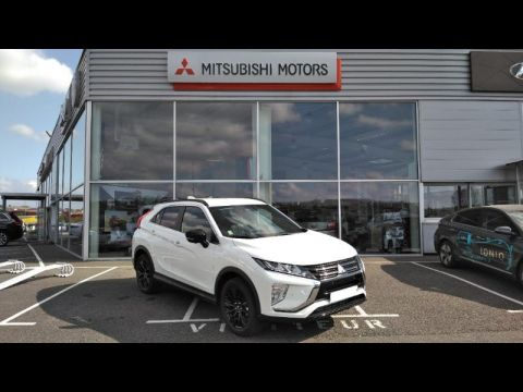 MITSUBISHI Eclipse Cross 1.5 T-MIVEC 163ch Black Collection + 2WD 2020
