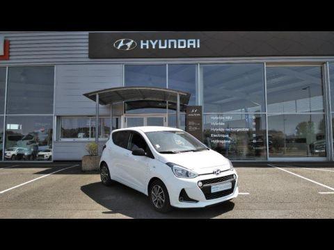 HYUNDAI i10 1.0 66ch Edition Mondial 2019 Euro6d-Temp