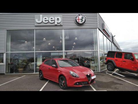 ALFA ROMEO Giulietta 1.4 TJet 120ch Sport Edition Stop&Start MY19