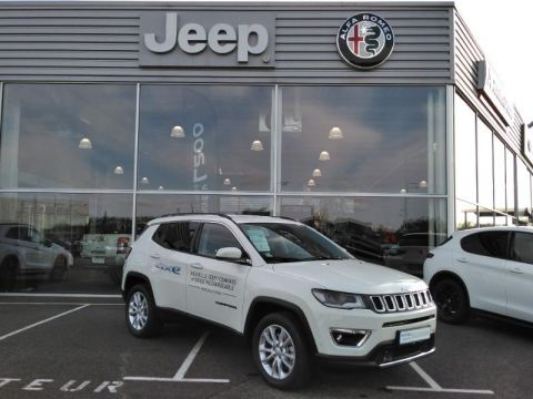 JEEP Compass 1.3 GSE T4 190ch Limited 4xe PHEV AT6